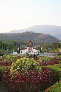 Flora Ausstellung in Chiang Mai 2