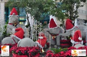 Weihnachtsgrüße und Neujahrsgrüße