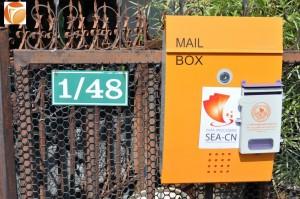 Briefkasten Schreibbüro