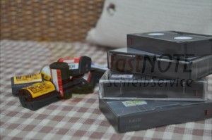 Filmkassette und APS Filme