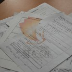 Handschriftlich ausgefüllte Formulare und Fragebögen erfassen