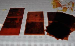 Historische Negative scannen in hoher Auflösung
