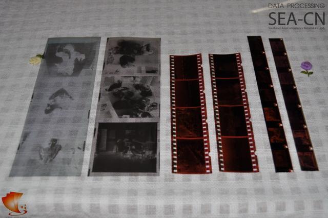 Negativfilme auf HDD Scannen