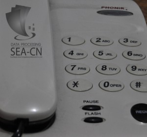 Schreibbüro Utensil Telefon