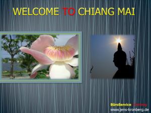 Wilkommen in Chiang Mai - BüroService Kronberg