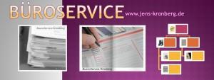 Büroarbeiten, Schreibarbeiten - Unser freundliches Personal entlastet Sie!