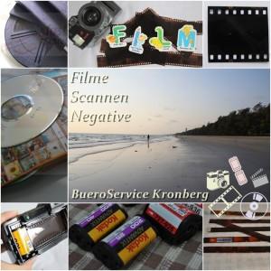 Negative, APS Filme, Negatvfilme digitalisieren