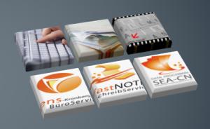 Schreibbüro Adresseingabe aus Branchenbüchern