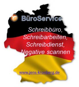 Bundesweiter Sekretariatsservice - Ihr Büroservice in Deutschland