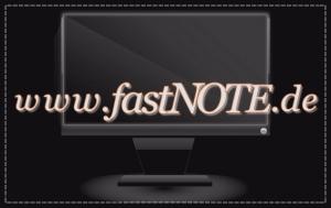 fastNOTE SchreibService – Ihr Partner für Schreibarbeiten