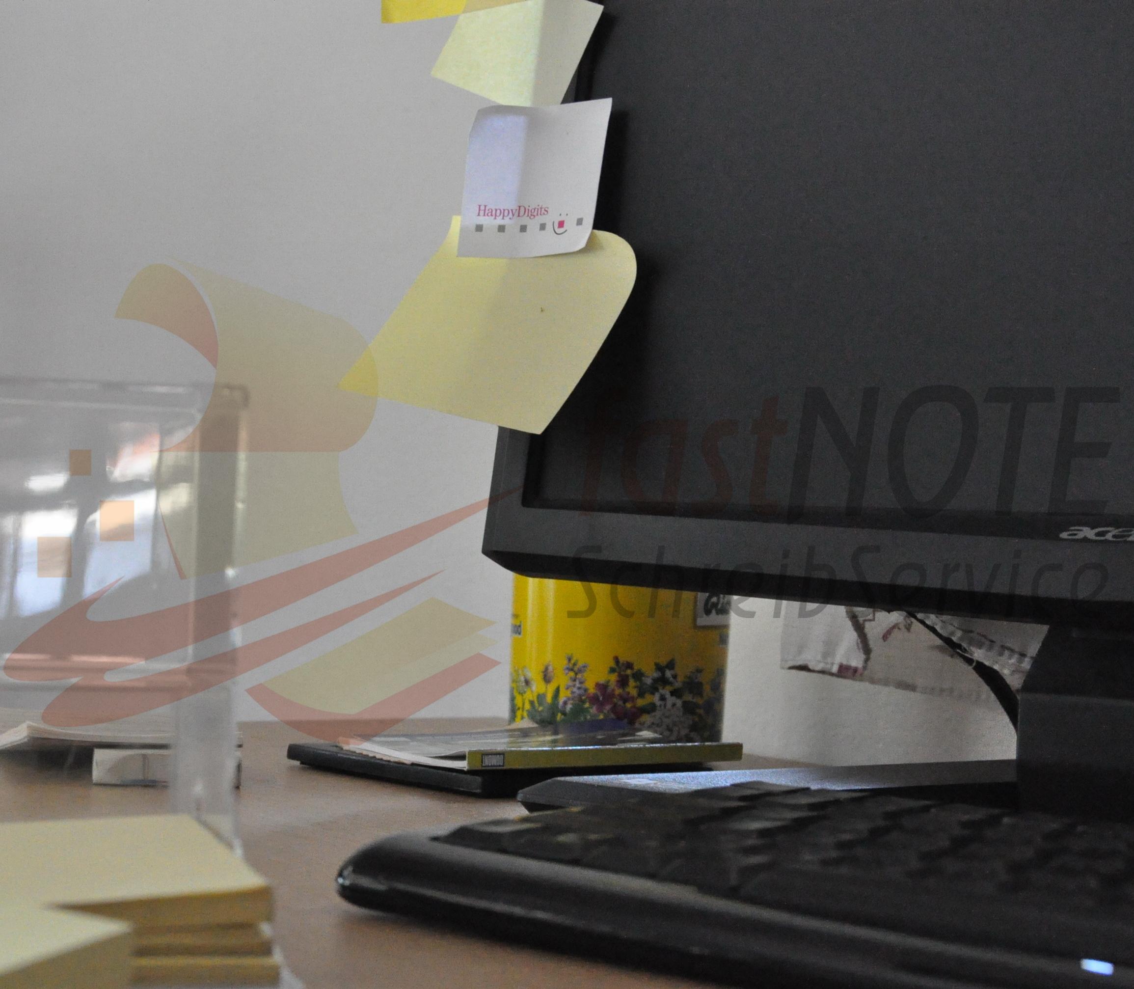 Schreibbüro – Ihr Online Schreibservice