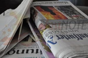 Artikel aus Zeitungen elektronisch archivieren