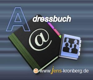 Schreibservice Glossar A - Adressbuch
