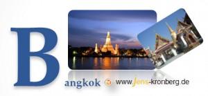 Schreibservice Glossar B - Bangkok