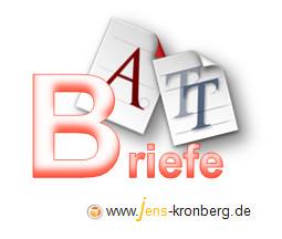 Schreibservice Glossar B - Briefe