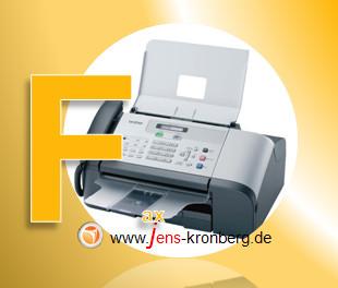 Schreibservice Glossar F - Fax