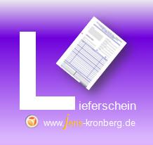 Schreibservice Glossar L - Lieferschein