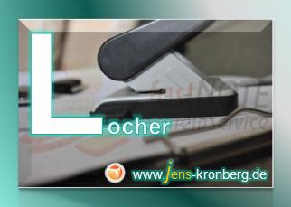 Schreibservice Glossar L - Locher