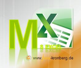 Schreibservice Glossar M - MS Excel