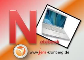Schreibservice Glossar N - Notebook