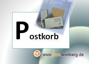 Schreibservice Glossar P - Postkorb