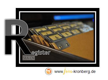 Glossar R - Register