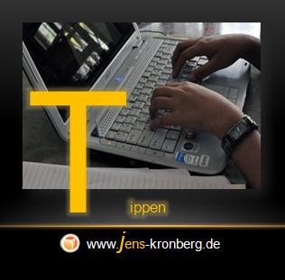 Schreibservice Glossar T - tippen