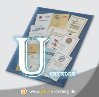 Schreibservice Glossar U - Urkunden