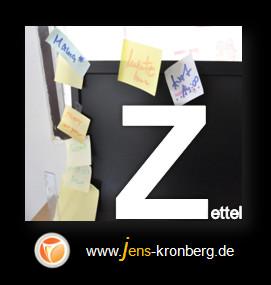 Schreibservice Glossar Z - Zettel