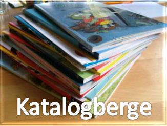 Schreibarbeiten - Adressen aus Katalogen eingeben