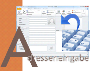 fastNOTE SchreibService – Glossar Adresseingabe