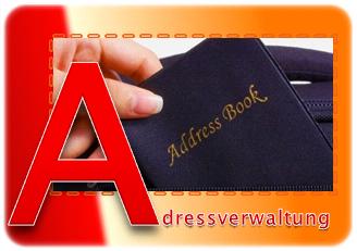 fastNOTE SchreibService Glossar – Adressverwaltung