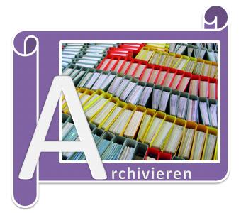 fastNOTE SchreibService Glossar – Archivieren