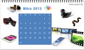 März 2013