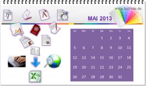 Wunderbarer Monat Mai