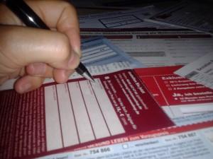 Adressen von Kundenkarten übernehmen