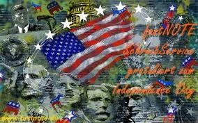 fastNOTE SchreibService gratuliert zum Independence Day 2013