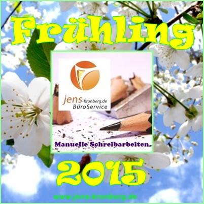 Büroservice Frühling