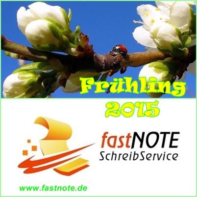 Schreibservice Frühling