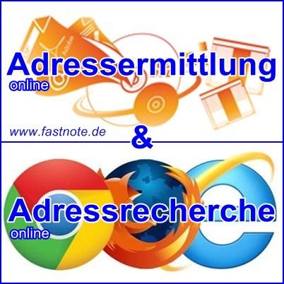 Adressermittlung & Adressrecherche