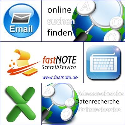 Adressen online suchen und finden