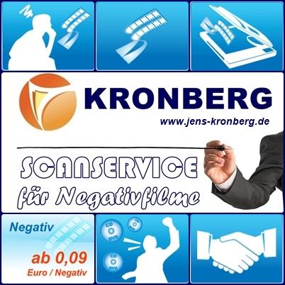 Kronberg Scanservice Negativfilme digitalisieren